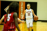 2013-12-14 Waynesville Lady Spartan Basketball vs Northridge-Copyright-Reynolds-Photography-18