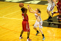 2013-12-14 Waynesville Lady Spartan Basketball vs Northridge-Copyright-Reynolds-Photography-16