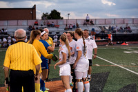 2015-10-22 Waynesville Varsity Girls Soccer vs Cincinnati Christian-006
