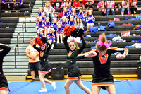 2016 Cheer for a Cure Dayton - Middle School - Waynesville Competition Cheer - 037