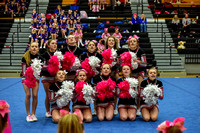 2016 Cheer for a Cure Dayton - Covington Middle School Cheer - 268