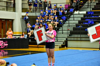 2016 Cheer for a Cure Dayton - Franklin Middle School Cheer - 102