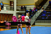 2016 Cheer for a Cure Dayton - Covington Middle School Cheer - 261