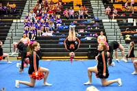 2016 Cheer for a Cure Dayton - Middle School - Waynesville Competition Cheer - 031