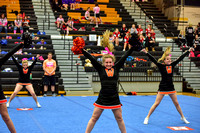 2016 Cheer for a Cure Dayton - Middle School - Waynesville Competition Cheer - 040