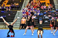 2016 Cheer for a Cure Dayton - Middle School - Waynesville Competition Cheer - 028