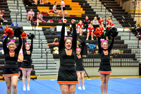 2016 Cheer for a Cure Dayton - Middle School - Waynesville Competition Cheer - 033