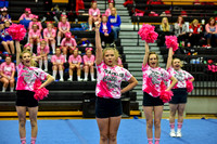 2016 Cheer for a Cure Dayton - Franklin Middle School Cheer - 108