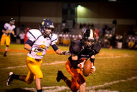 Waynesville Varsity Football vs Oakwood