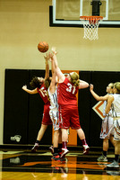 2013-12-14 Waynesville Lady Spartan Basketball vs Northridge-Copyright-Reynolds-Photography-20