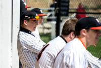 Waynesville Varsity Baseball vs Indian Hill