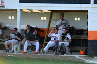 2013-05-01 Waynesville Varsity Baseball  vs Preble Shawnee