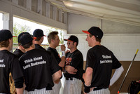 2013-05-08 Waynesville Varsity Baseball Senior Night vs Greenville