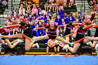 2016 Cheer for a Cure Dayton - Minster Varsity Cheer - 600