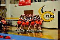 2016 Cheer for a Cure Dayton - Beavercreek Middle School Cheer - 143