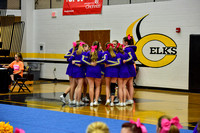 2016 Cheer for a Cure Dayton - Eaton Junior Varsity Cheer - 121