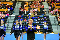 2016 Cheer for a Cure Dayton - Kettering Middle School Cheer - 618