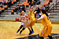 2016 Waynesville Girls Basketball vs Monroe