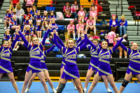 2016 Cheer for a Cure Dayton - Eaton Junior Varsity Cheer - 129