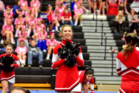 2016 Cheer for a Cure Dayton - Madison Varsity Cheer - 385