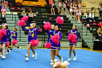 2016 Cheer for a Cure Dayton - Bellbrook Middle School Cheer - 348