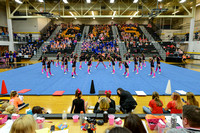 2016 Cheer for a Cure Dayton - Oak Hills Middle School Cheer - 555