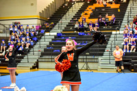 2016 Cheer for a Cure Dayton - Middle School - Waynesville Competition Cheer - 041