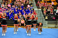 2016 Cheer for a Cure Dayton - Minster Varsity Cheer - 604