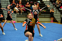 2016 Cheer for a Cure Dayton - Beavercreek Middle School Cheer - 151