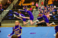 2016 Cheer for a Cure Dayton - Eaton Junior Varsity Cheer - 136