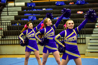2016 Cheer for a Cure Dayton - Eaton Junior Varsity Cheer - 135