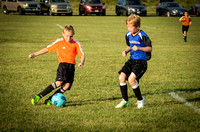 2013-09-04 Waynesville Attack U10 Boys vs Miamisburg