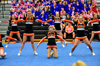 2016 Cheer for a Cure Dayton - Minster Varsity Cheer - 602