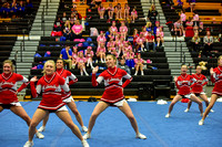 2016 Cheer for a Cure Dayton - Madison Varsity Cheer - 392