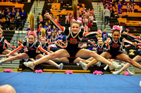 2016 Cheer for a Cure Dayton - Beavercreek Middle School Cheer - 148