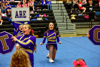 2016 Cheer for a Cure Dayton - Eaton Junior Varsity Cheer - 137