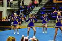 2016 Cheer for a Cure Dayton - Bellbrook Middle School Cheer - 363