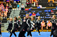 2016 Cheer for a Cure Dayton - Carlisle Hip Hop - 801