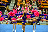 2016 Cheer for a Cure Dayton - Bellbrook Middle School Cheer - 350
