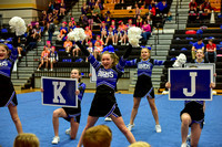2016 Cheer for a Cure Dayton - Kettering Middle School Cheer - 623
