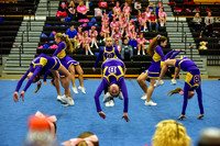 2016 Cheer for a Cure Dayton - Bellbrook Middle School Cheer - 362