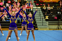 2016 Cheer for a Cure Dayton - Bellbrook Middle School Cheer - 366