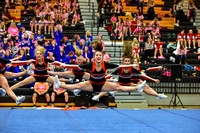 2016 Cheer for a Cure Dayton - Minster Varsity Cheer - 601