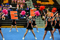 2016 Cheer for a Cure Dayton - Beavercreek Middle School Cheer - 160