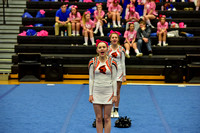 2016 Cheer for a Cure Dayton - Anderson Varsity Cheer - 447