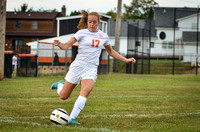 Waynesville Girls Varsity Soccer vs Dixie