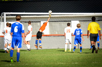 Waynesville Varisty Boys Soccer vs Franklin Monroe