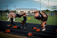 2013 Waynesville Football vs Blanchester