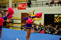2016 Cheer for a Cure Dayton - Bellbrook Middle School Cheer - 360