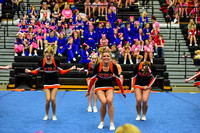 2016 Cheer for a Cure Dayton - Minster Varsity Cheer - 603